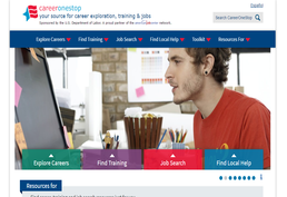 CareerOneStop Screenshot
